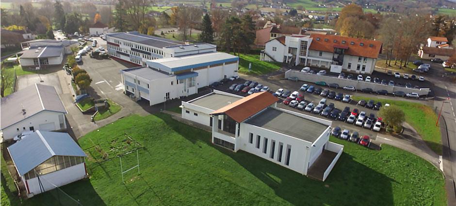 64120 - Saint-Palais - Lycée d'Enseignement Agricole Privé Jean-Errecart