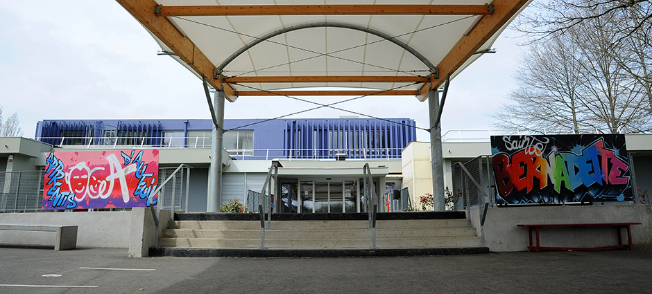 64000 - Pau - Apprentis d'Auteuil - Collège Sainte-Bernadette