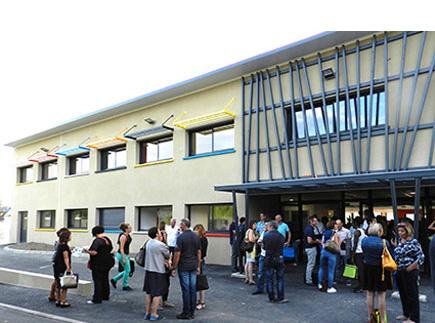 65000 - Tarbes - Lycée Professionnel des Métiers, de l'informatique, du numérique et de la sécurité Saint-Pierre Pradeau-La Sède