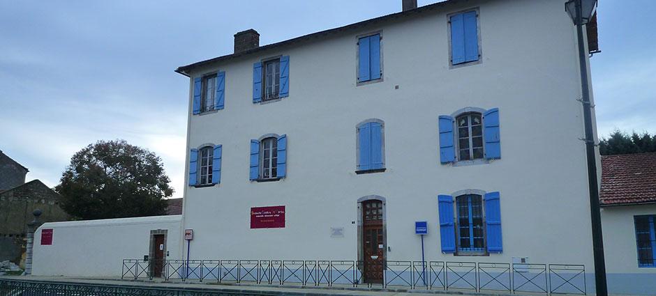 65500 - Vic-en-Bigorre - Collège Privé Saint Martin