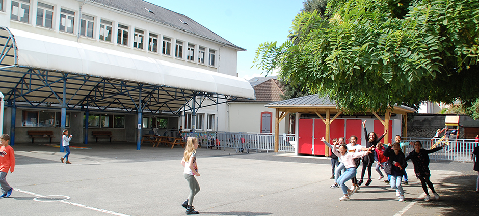 65000 - Tarbes - École Pradeau-La Sède