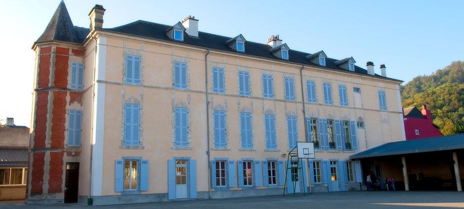 65200 - Bagnères-de-Bigorre - École Privée Saint-Vincent