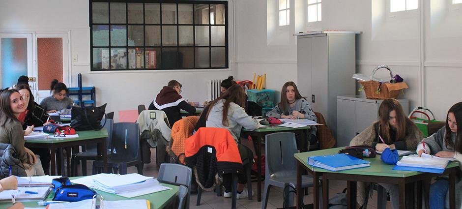65000 - Tarbes - Lycée Professionnel Privé Vincent de Paul