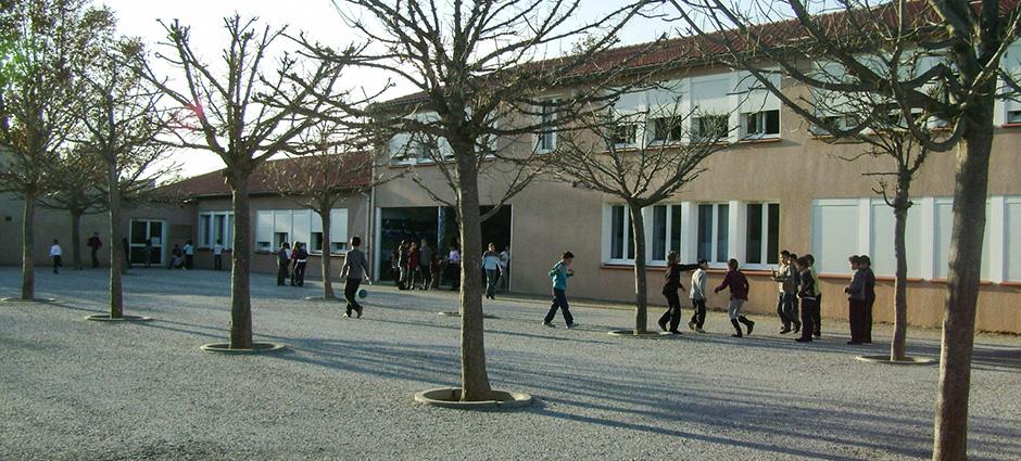 66350 - Toulouges - École Privée Sainte-Marie