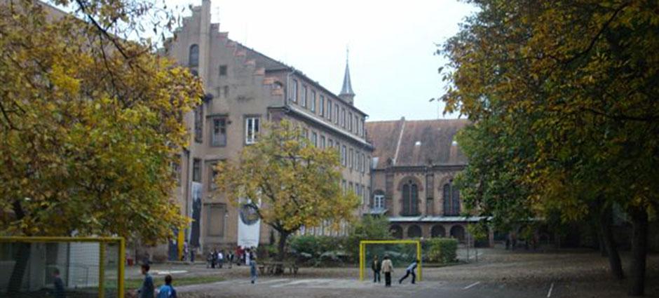 67200 - Strasbourg - Apprentis d'Auteuil - École Joie de Vivre