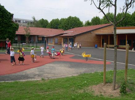 68093 - Mulhouse - École Privée Jean XXIII