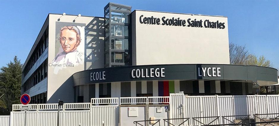 69140 - Rillieux-la-Pape - Collège Privé Saint-Charles