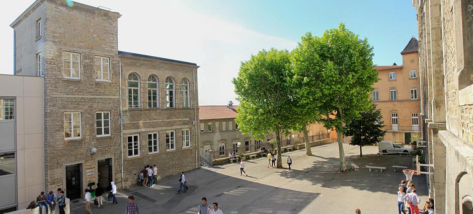 69321 - Lyon 05 - Lycée Général et Technologique Aux Lazaristes - La Salle, site Saint-Barthélémy