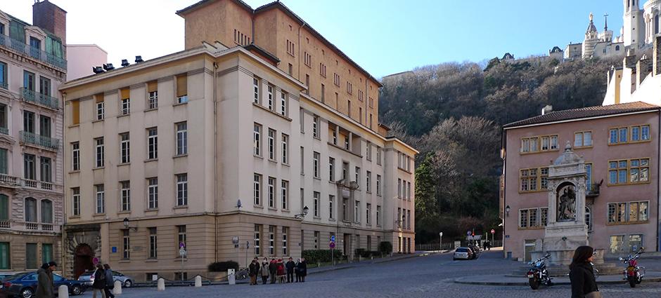 69005 - Lyon 05 - Ecole Aux Lazaristes - La Salle, site Saint-Jean