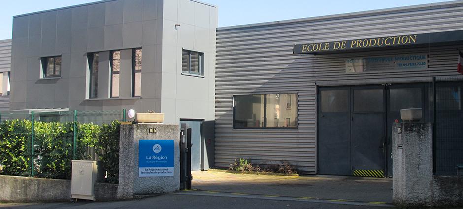 69009 - Lyon 09 - Atelier d'Apprentissage de Gorge-de-Loup