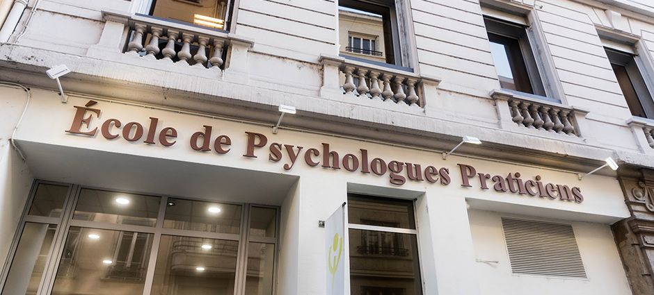 69003 - Lyon 03 - École de Psychologues Praticiens