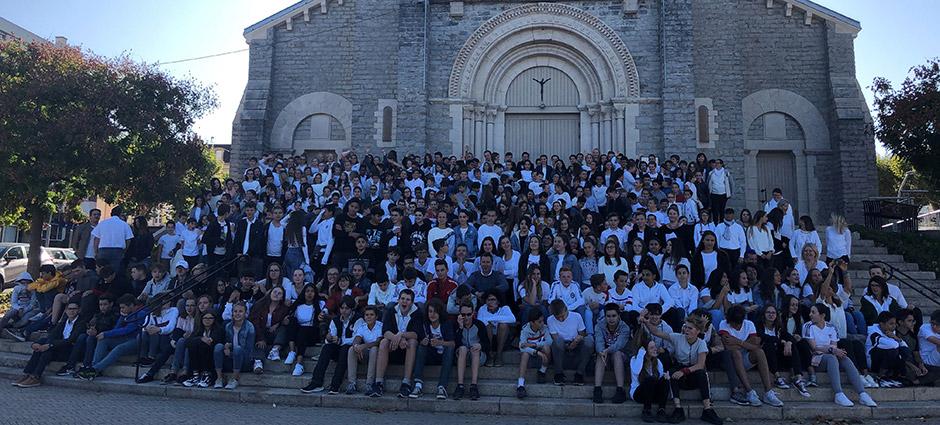 71300 - Montceau-les-Mines - Collège Saint-Gilbert