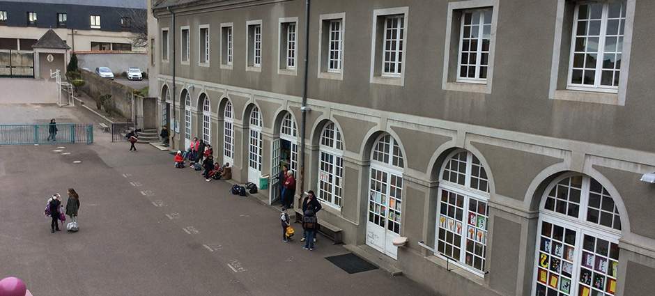 71400 - Autun - Institution Saint-Lazare Saint-Sacrement, Ecole Maternelle et Primaire - Ecole Maîtrisienne - Petits Chanteurs à la Croix de Bois