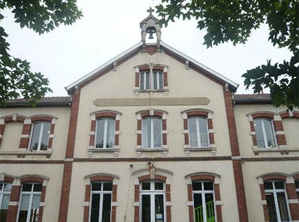 71300 - Montceau-les-Mines - École des Oiseaux