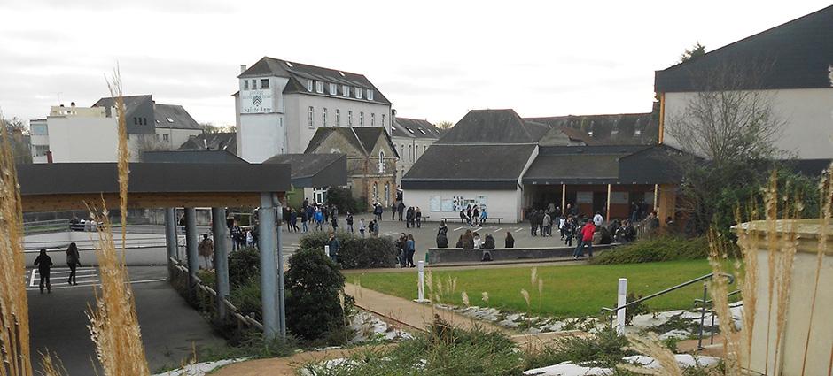 72300 - Sablé-sur-Sarthe - Collège Privé Sainte-Anne