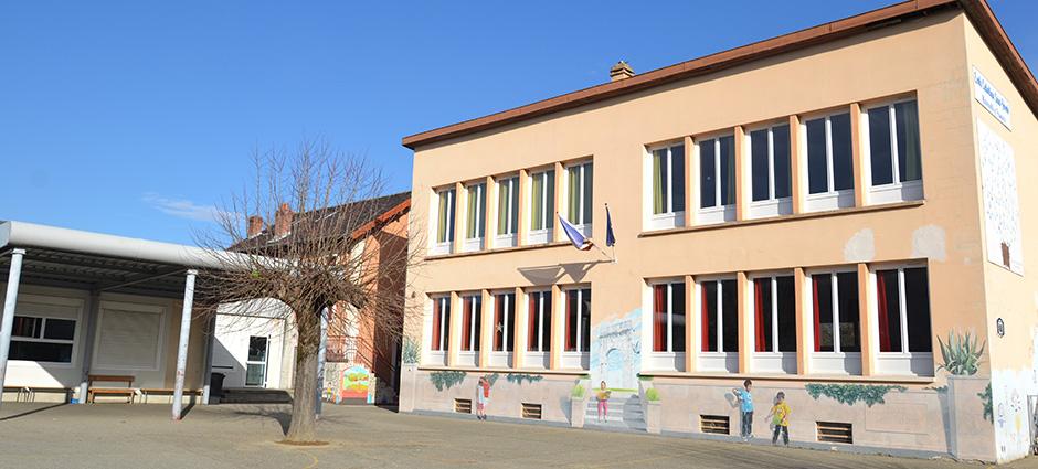 73100 - Aix-les-Bains - Ensemble Scolaire Lamartine - École Saint-Joseph
