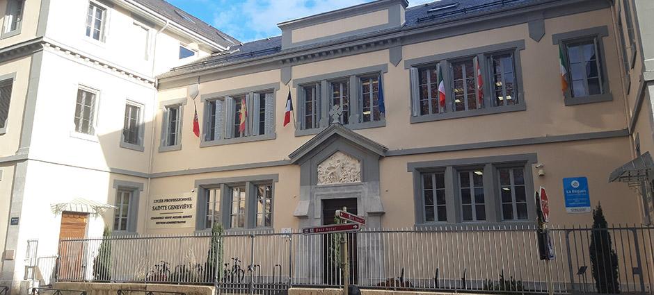 73000 - Chambéry - Lycée Professionnel Privé Sainte-Geneviève