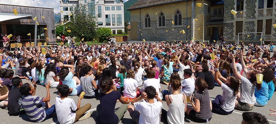 74000 - Annecy - Collège Privé Les Tilleuls
