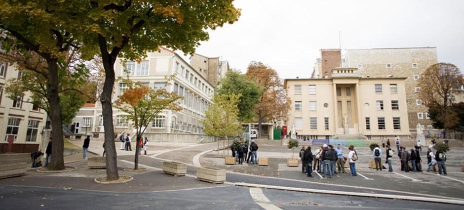 75016 - Paris 16 - Apprentis d'Auteuil - Lycée Sainte-Thérèse