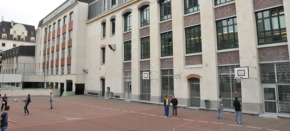 75006 - Paris 06 - Collège Privé Saint-Louis - Ensemble Scolaire Saint-Nicolas