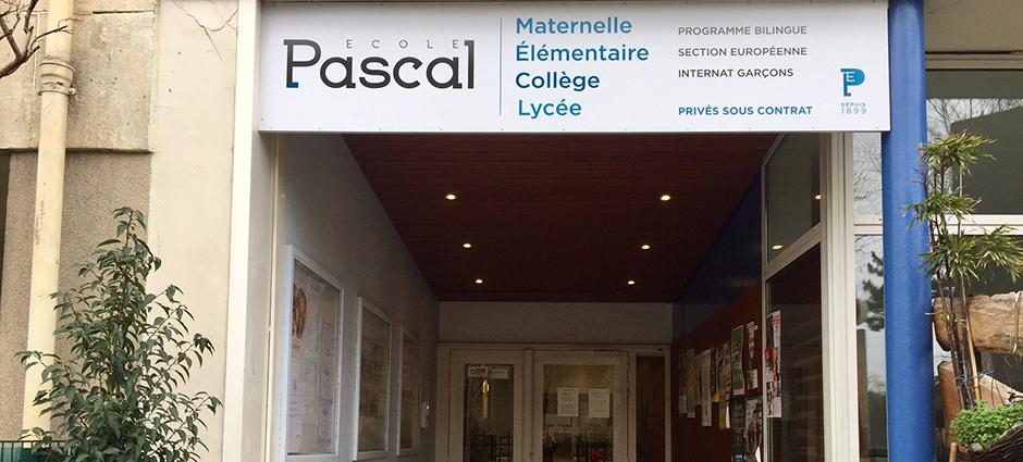 75116 - Paris 16 - Lycée Privé Pascal