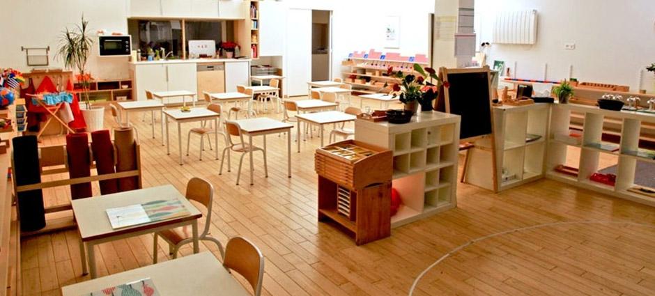 75017 - Paris 17 - Ecole Montessori's Cool