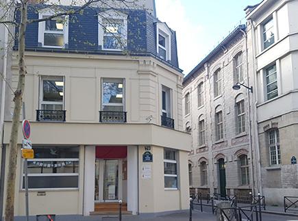 75016 - Paris 16 - Ecole Primaire Bilingue Alye Parussa