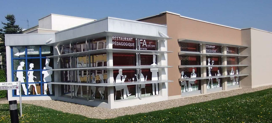 76130 - Mont-Saint-Aignan - IFA Marcel Sauvage