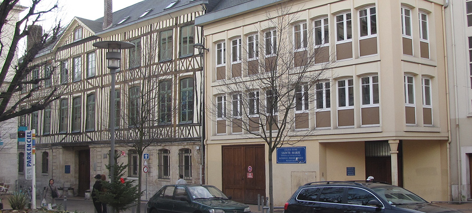 76000 - Rouen - Collège Privé Sainte-Marie