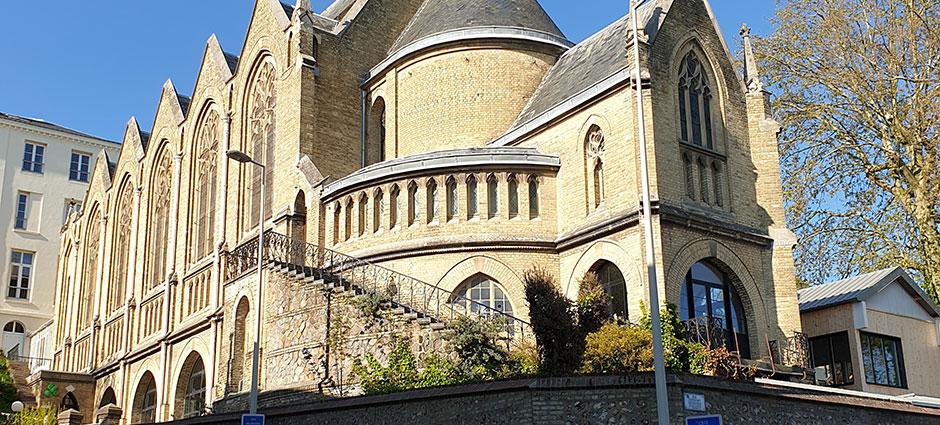 76600 - Le Havre - Collège Privé Les Ormeaux - Saint-Dominique