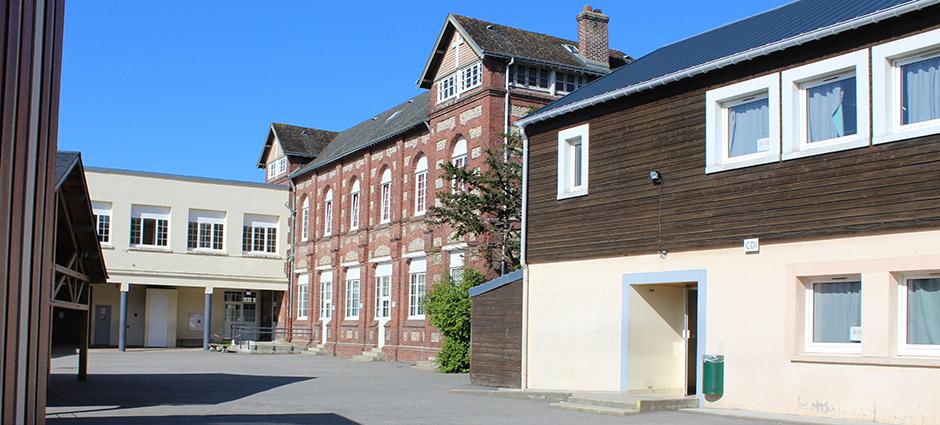 76290 - Montivilliers - Collège Privé Sainte-Croix