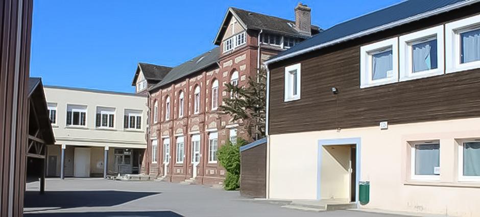 76290 - Montivilliers - École Privée Sainte-Croix