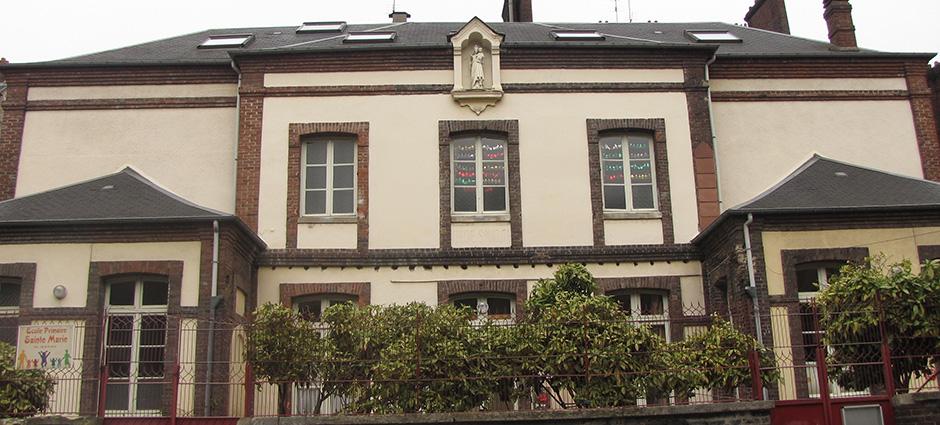 76000 - Rouen - École Privée Sainte-Marie