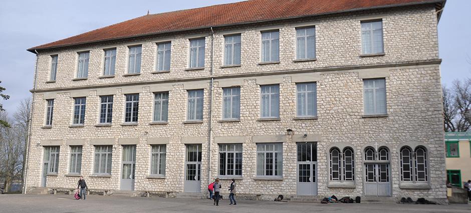 77140 - Saint-Pierre-lès-Nemours - Collège Privé Sainte-Marie