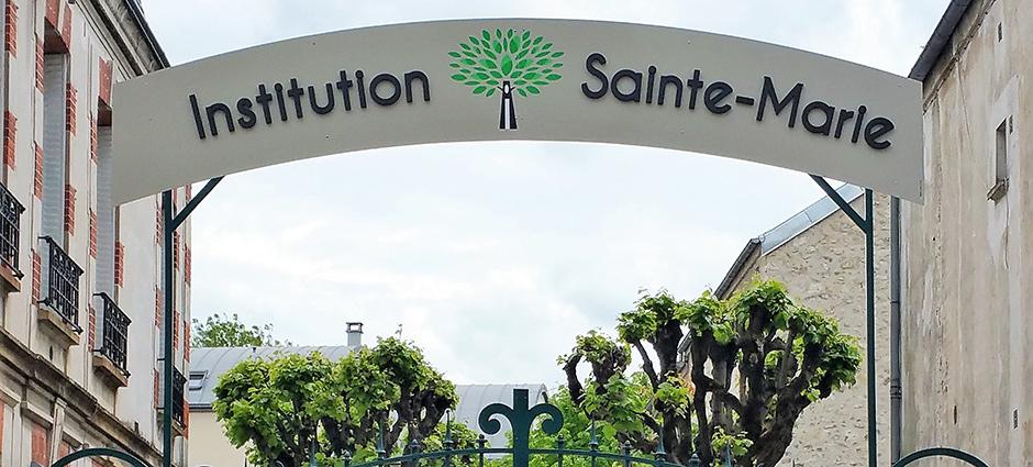 77000 - Melun - École Privée Sainte-Marie
