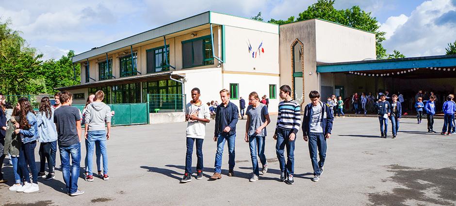 77860 - Couilly-Pont-aux-Dames - Institution Sainte-Thérèse