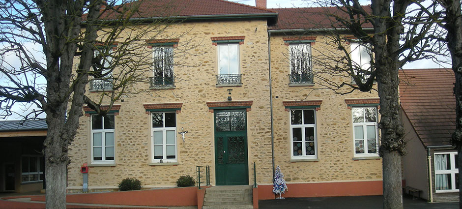 77190 - Dammarie-les-Lys - École Privée Sainte-Marie