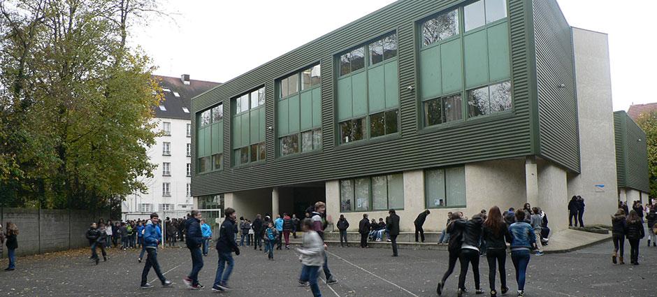 77000 - Melun - Collège Privé Sainte-Marie