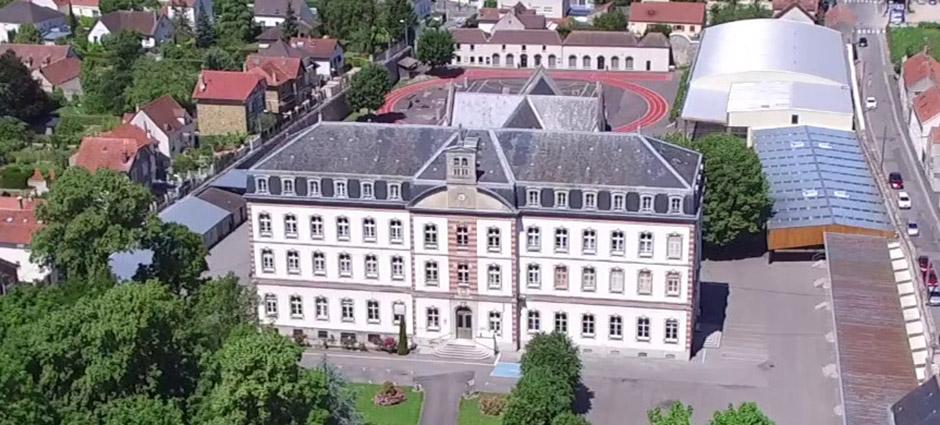 77109 - Meaux - Collège Sainte-Marie à ouverture internationale