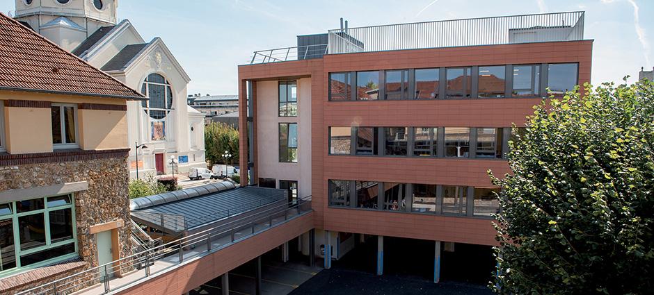 78000 - Versailles - École Privée Saint Jean Hulst