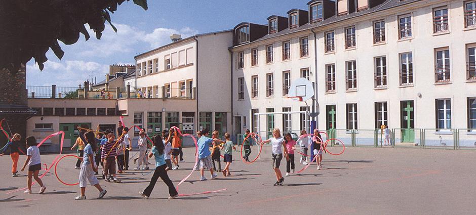 78000 - Versailles - École Privée Sainte-Marie des Bourdonnais