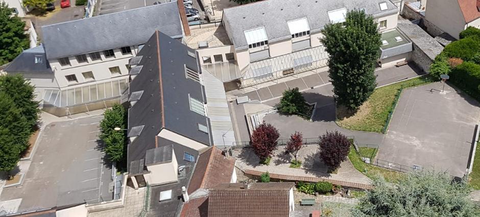 78200 - Mantes-la-Jolie - Collège Privé Notre-Dame