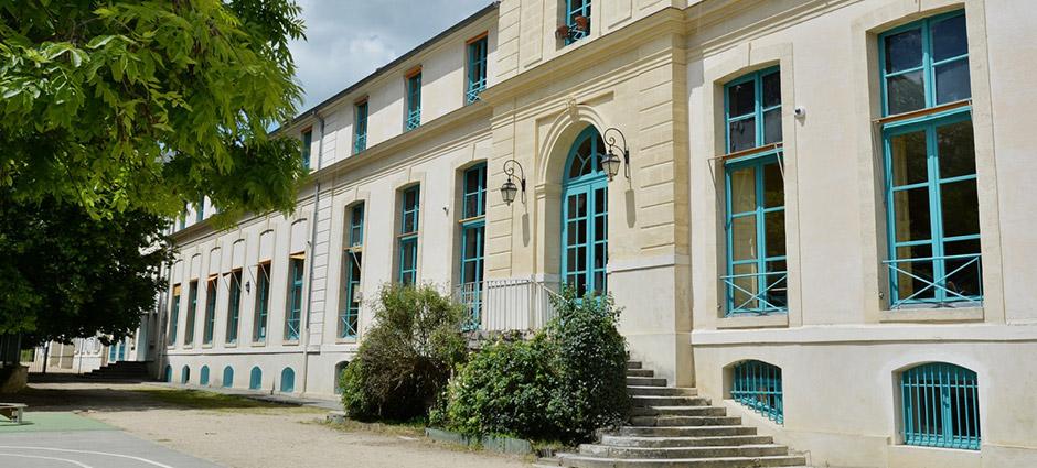 78100 - Saint-Germain-en-Laye - École Privée Notre-Dame