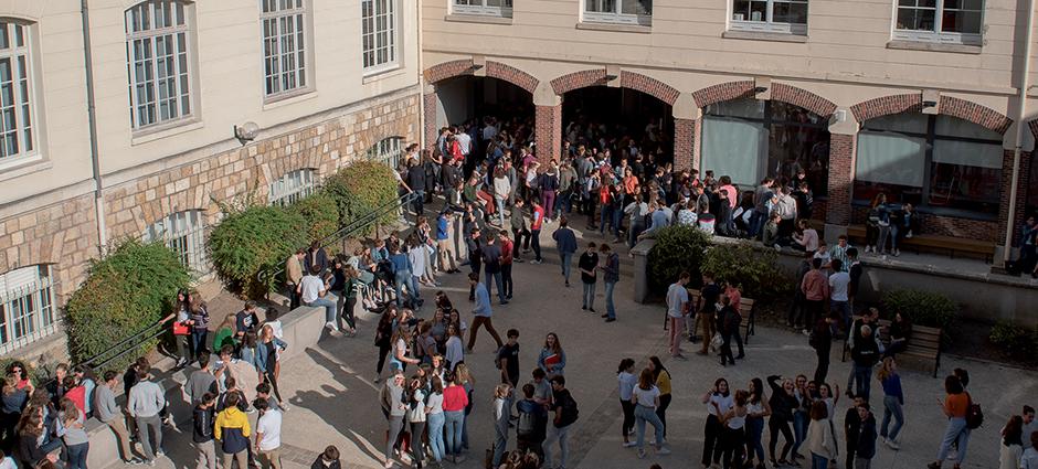 78000 - Versailles - Lycée Privé Saint Jean Hulst