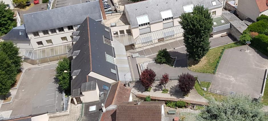78200 - Mantes-la-Jolie - Lycée Privé Notre-Dame