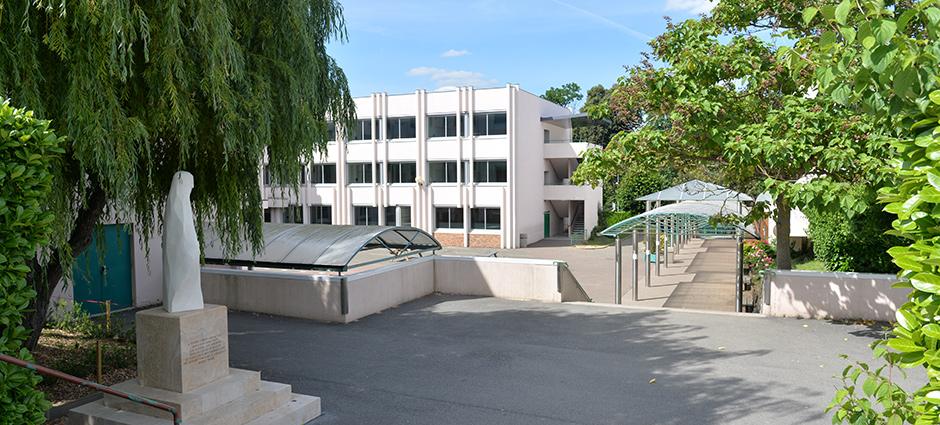78101 - Saint-Germain-en-Laye - Collège Privé Notre-Dame