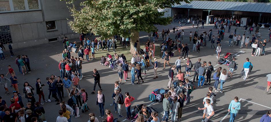 78000 - Versailles - Collège Privé Saint Jean Hulst