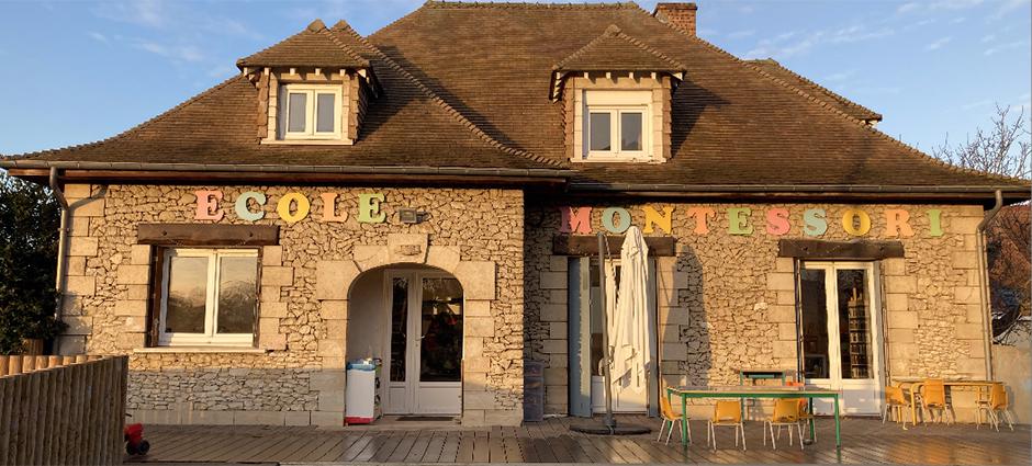 78300 - Poissy - Ecole Montessori Bilingue de Poissy