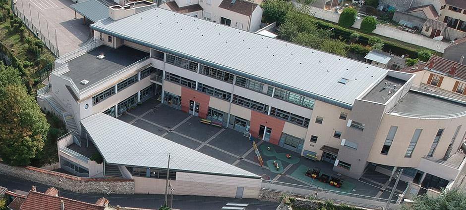 78200 - Mantes-la-Jolie - École Privée Notre-Dame