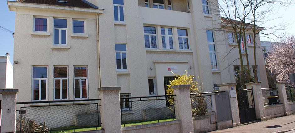 78110 - Le Vésinet - Apprentis d'Auteuil - École Pier Giorgio Frassati